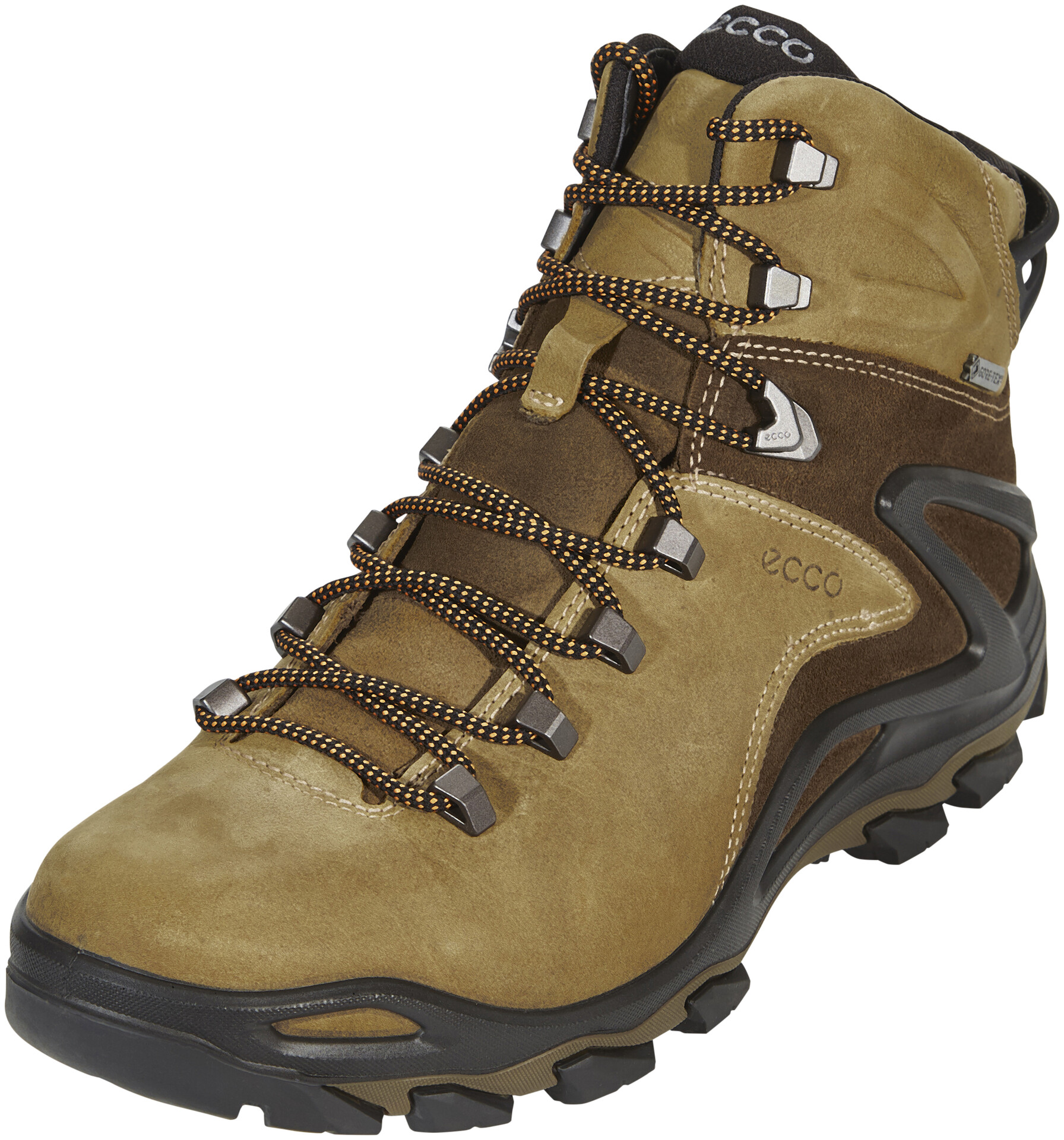 marron Terra Chaussures ECCO Mid Homme sur CAMPZ Evo 76bgyYf